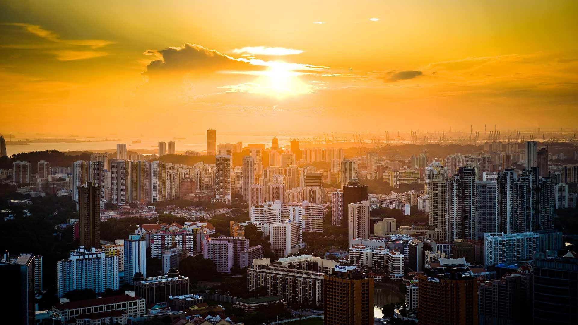 Reportage-Bild aus Singapur für meine Businessfotografie