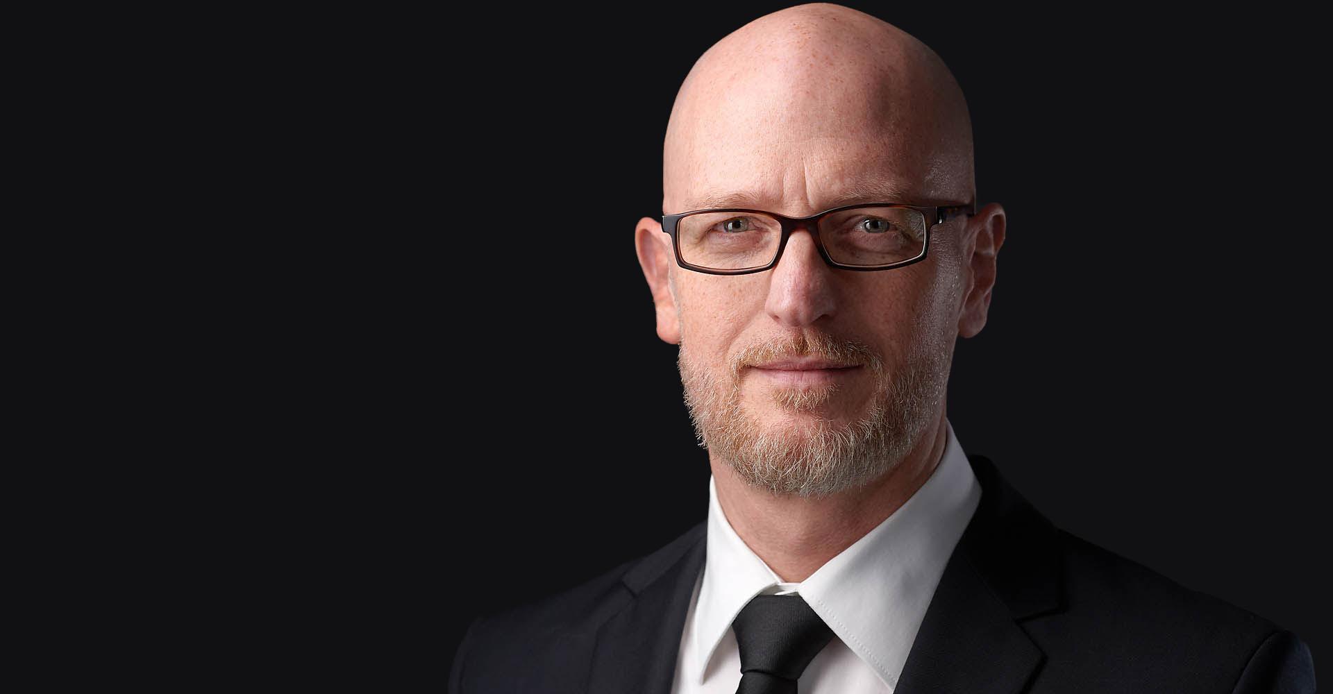 Toller Headshot von Markus für die Businessfotografie